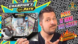 Champion's Path Dubwool V Collection | Charizard Hunting | Pokemon Cards Opening