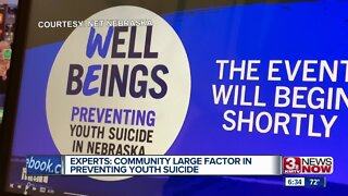 Experts: Community large factor in preventing youth suicide
