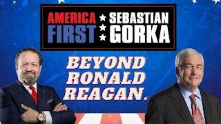 Beyond Ronald Reagan. Lord Conrad Black with Sebastian Gorka on AMERICA First