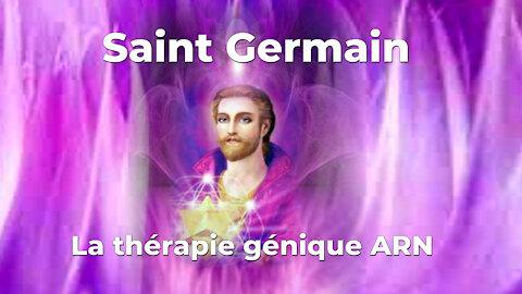 Thérapie génique ARN Saint Germain