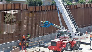 Defense Department Announces Where It Plans To Build New Border Wall