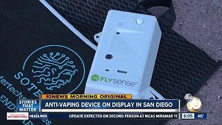New device helps schools detect vaping
