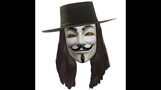 Psychic Focus on Guy Fawkes