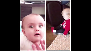 Cute Funny kids Moments, Fun and Fails Baby Video
