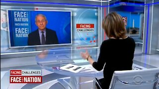 Fauci: Kids Should Continue To Wear Masks
