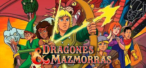 Dragones y Mazmorras cabecera (intro)