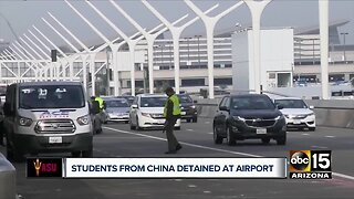 ASU students from China denied entry into United States