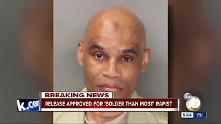 Judge orders supervised release of serial rapist