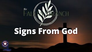 The Fallen Branch   Signs From God