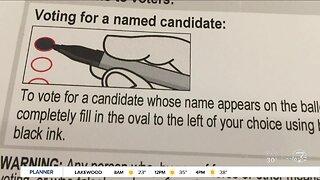 Presidential primary in Colorado is next week