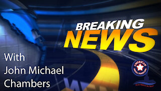 01/04/2021 Breaking News: Pence Takes Flight? Remember the Envelope