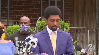 Brandon Scott wins Democratic nomination for Baltimore mayor