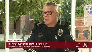 Chandler children found safe after AMBER Alert