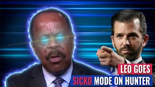Amazing Clip: Leo Terrell Goes OFF On Biden