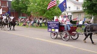 Eaton Rapids Memorial Day Full Parade