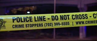 Las Vegas police investigate shooting involving an officer