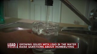 Growing issues with lead in the water raise questions about homebuying