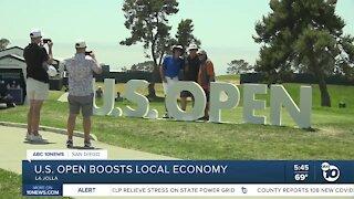 US Open boosts San Diego economy