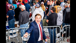 Is Mike Lindell on a Mission from God?