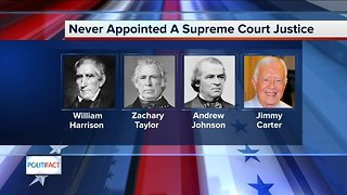 PolitiFact Wisconsin: Trump's appointments to the Supreme Court