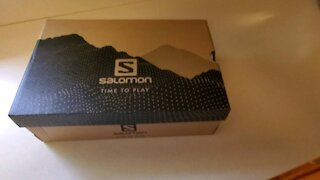 Unboxing Opening Salomon Speedcross 5 Trail Running Shoes