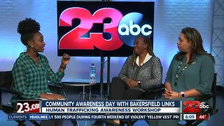 Bakersfield Links hosts human trafficking awareness workshop