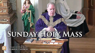 Sermon for the Third Sunday of Lent, March 7, 2021