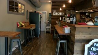 Restaurant owner worried about business amidst covid-19, rioters