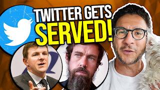 James O'Keefe SUING Twitter for DEFAMATION - Lawyer Explains - Viva Frei Vlawg