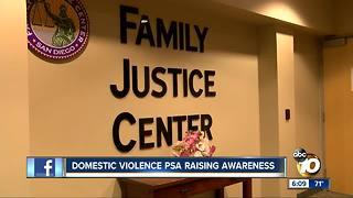 Domestic violence PSA raising awareness
