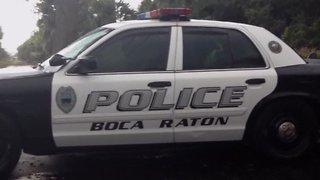 Boca Raton police investigate a suspicious death