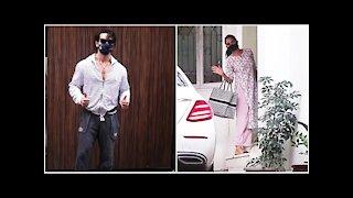 Spotted: Tiger Shroff at Bandra & Kiara Advani at a Dubbing Studio | SpotboyE