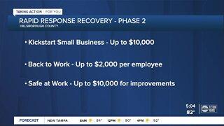 Hillsborough County Rapid Response Recovery Program enters Phase 2