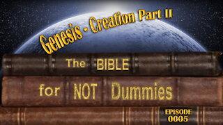 0005 Genesis - Creation Part II