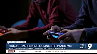 Secret codes and language used by kids and traffickers