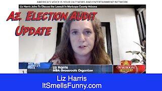 Liz Harris Gives Arizona Election Update on the War Room