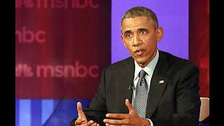 Barack Obama hints at alien knowledge
