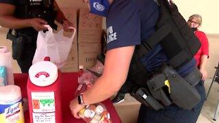Prescription drug take back day held in West Palm Beach