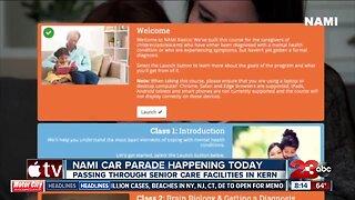 NAMI car parade happening Saturday