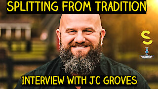 Interview with JC Groves of The Recovering Fundamentalist Podcast