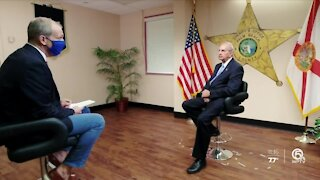 Palm Beach County sheriff says agency is 'paying attention everywhere' during election