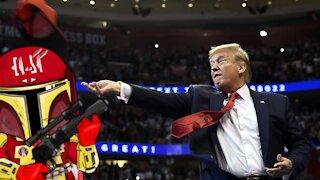 Trump Roars Back ReeEEeE Stream 7-11-21
