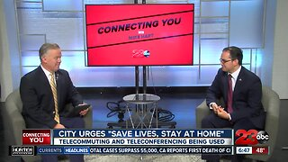 Bakersfield City Manager discusses coronavirus