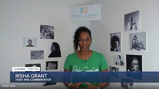 Risha Talks: The challenges women in power face