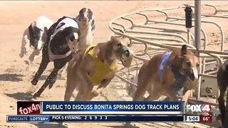 Public meeting tonight to discuss future plans for Naples-Fort Myers Greyhound Track