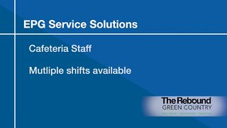 Who's Hiring: EPG Service Solutions