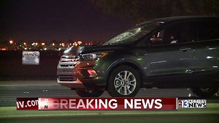 Pedestrian killed near Rancho and Decatur