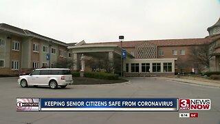 Keeping senior citizens safe from coronavirus