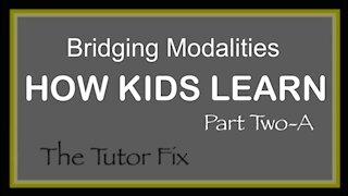 Bridging Modalities: Using a secondary sense to improve learning