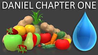 DANIEL CHAPTER ONE ~ BIBLE STUDY QUIZ